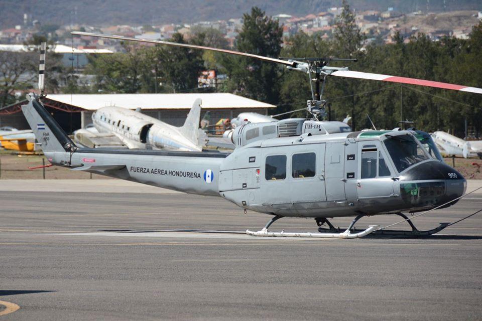 armée du Honduras. _12f6328