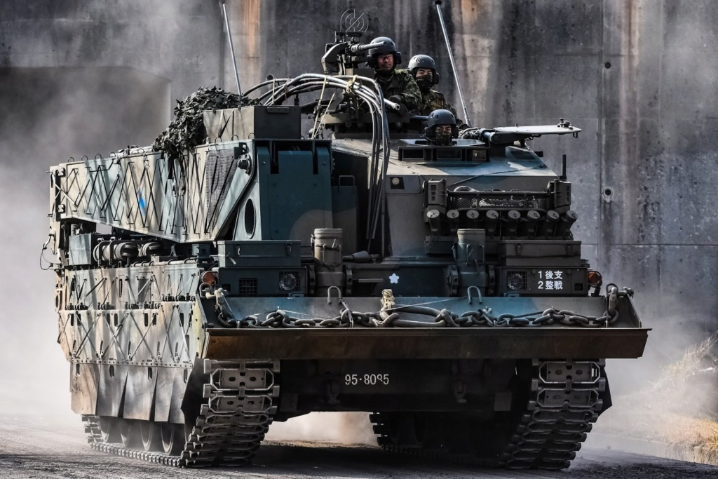 Armée Japonaise/Japan Self-Defense Forces - Page 31 _12f6445
