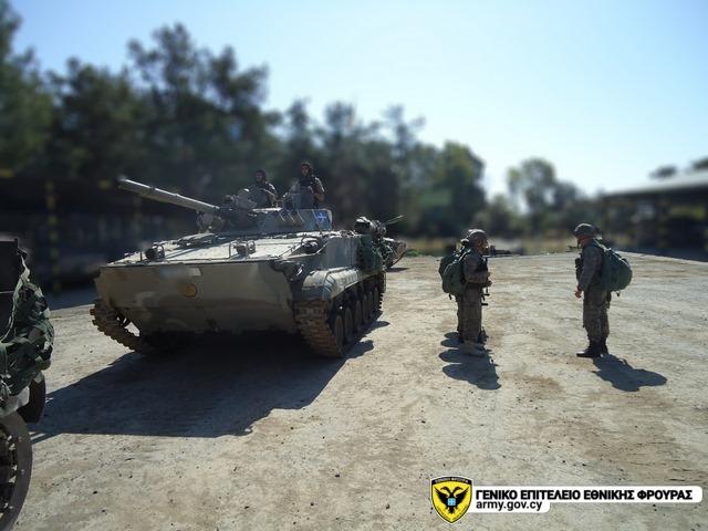 Armée Chypriote / Cypriot National Guard / Ethnikí Frourá - Page 2 _12f647