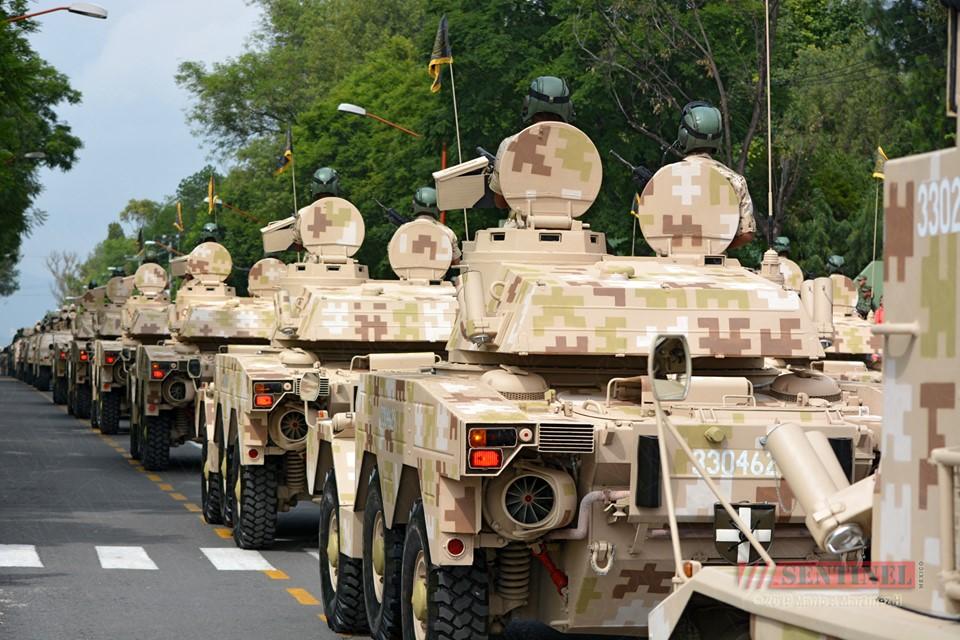Armée Mexicaine / Mexican Armed Forces / Fuerzas Armadas de Mexico - Page 9 _12f65