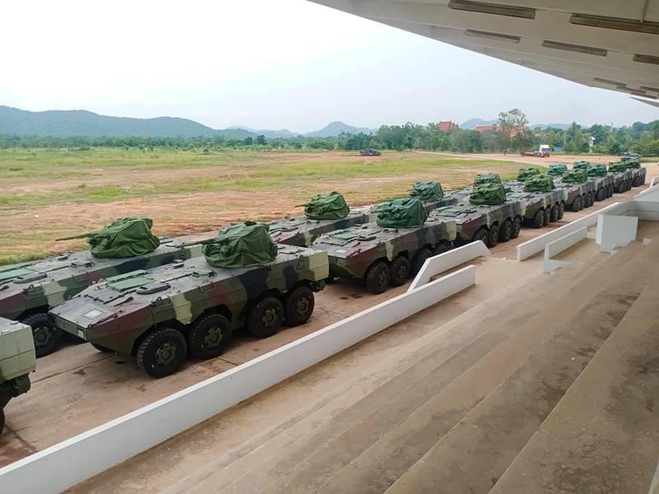 Armée Thailandaise/Royal Thai Armed Forces - Page 19 _12f6513