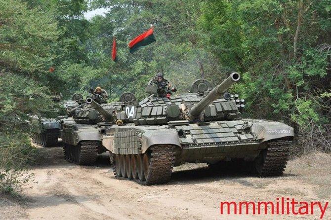 Forces armées birmanes/Myanmar Armed Forces/Tatmadaw - Page 5 _12f6a53