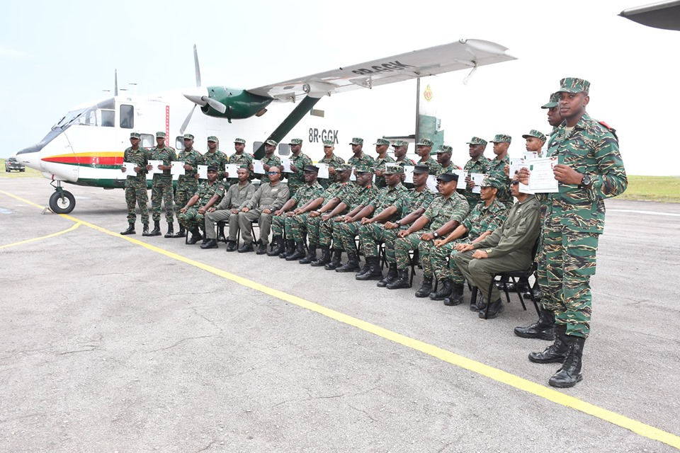 Guyana Defence Force (GDF) _12f75