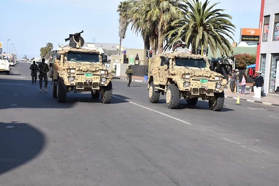 Armée Namibienne / Namibia Defence Force _12f76