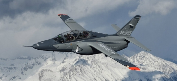 Aermacchi M-345HET (Trainer High Efficiency)  _12f9j36