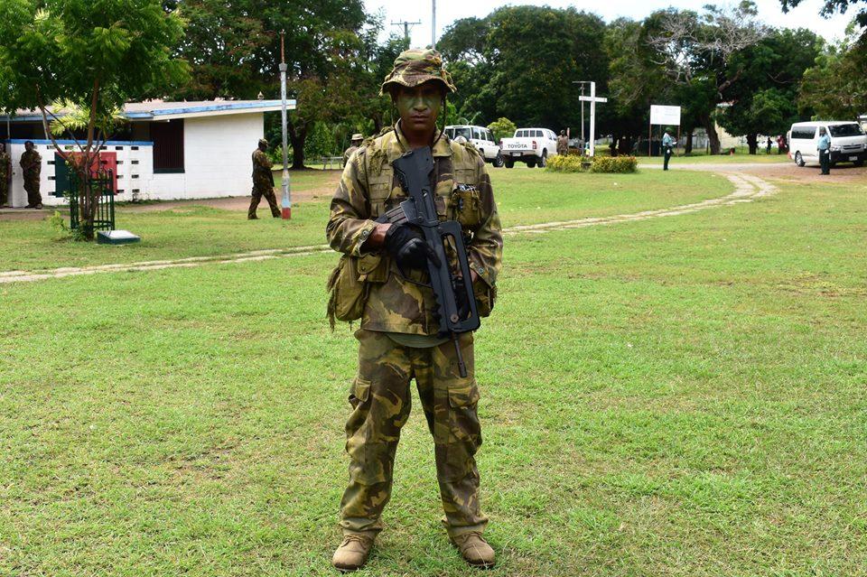 Force de défense de Papouasie Nouvelle-Guinée  / Papua New Guinea Defence Force (PNGDF) _150