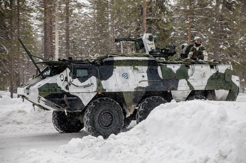 Armée Finlandaise / Finnish Defence Forces / puolustusvoimat - Page 10 _253