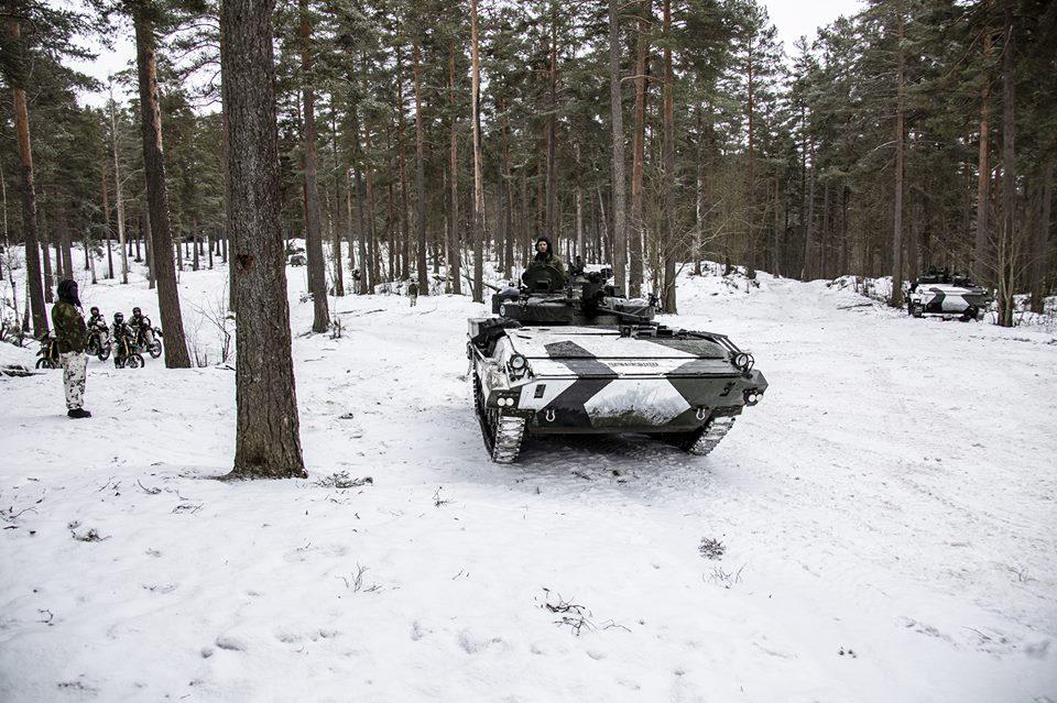 Armée Finlandaise / Finnish Defence Forces / puolustusvoimat - Page 10 _339