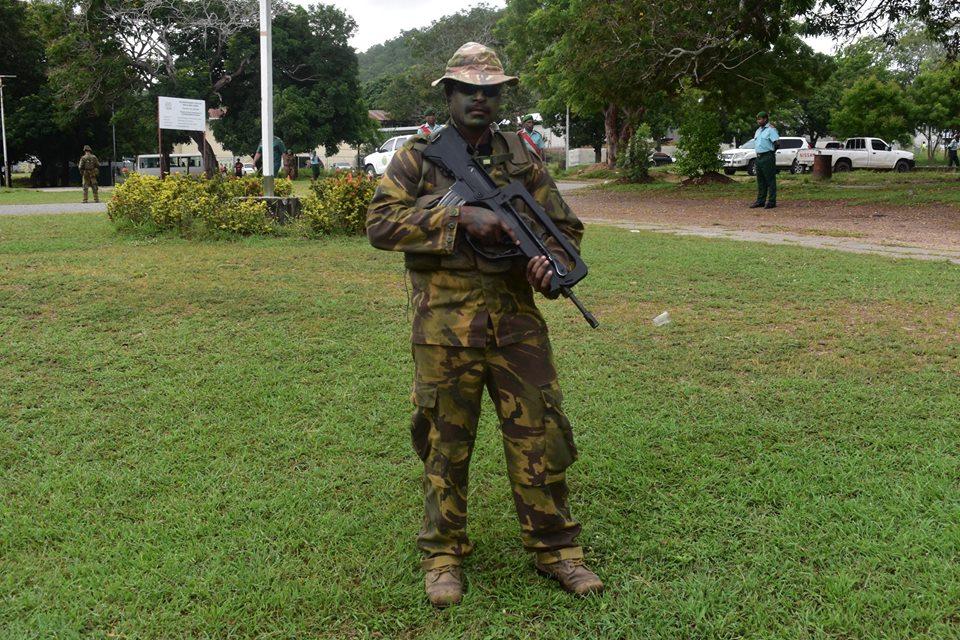 Force de défense de Papouasie Nouvelle-Guinée  / Papua New Guinea Defence Force (PNGDF) _351