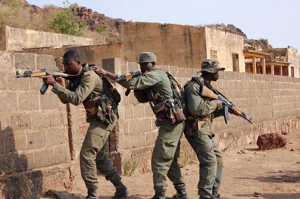 Intervention militaire au Mali - Opération Serval - Page 20 _355