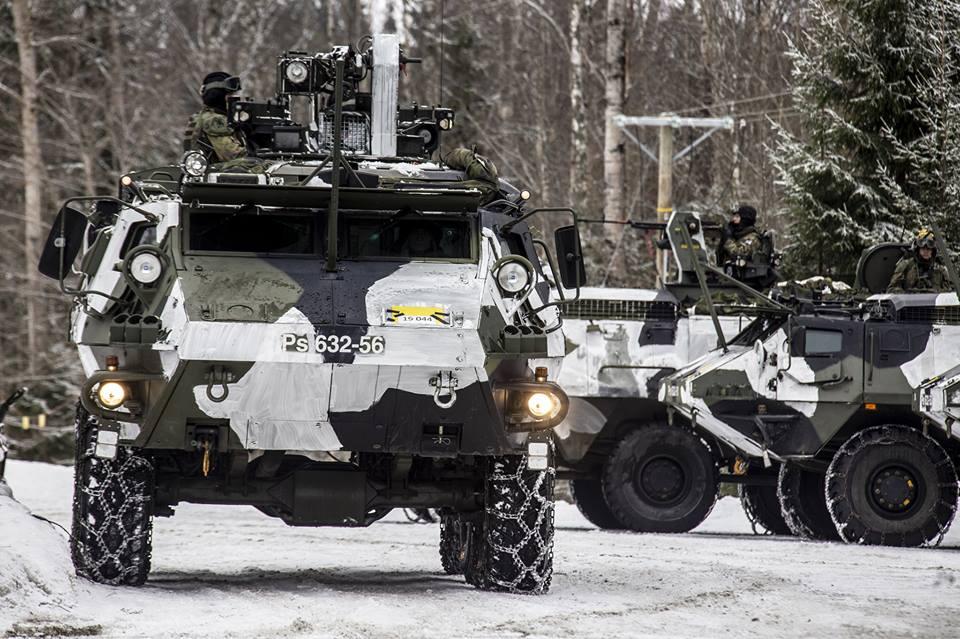 Armée Finlandaise / Finnish Defence Forces / puolustusvoimat - Page 10 _434
