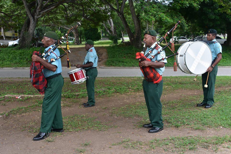 Force de défense de Papouasie Nouvelle-Guinée  / Papua New Guinea Defence Force (PNGDF) _445