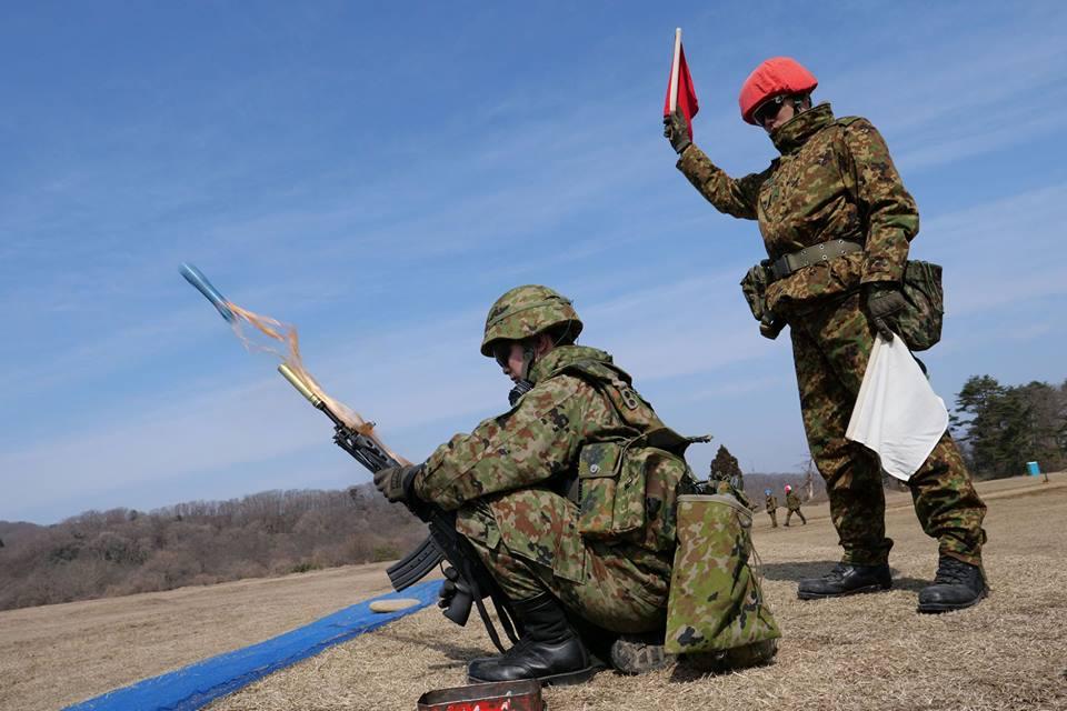 Armée Japonaise/Japan Self-Defense Forces - Page 28 _451