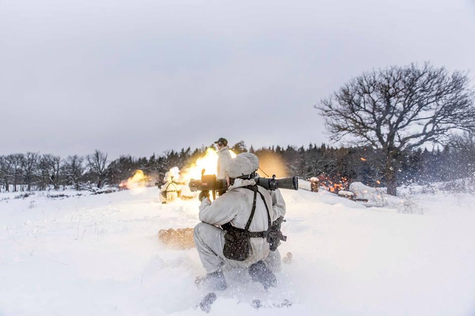 Swedish Armed Forces/Försvarsmakten - Page 14 _531