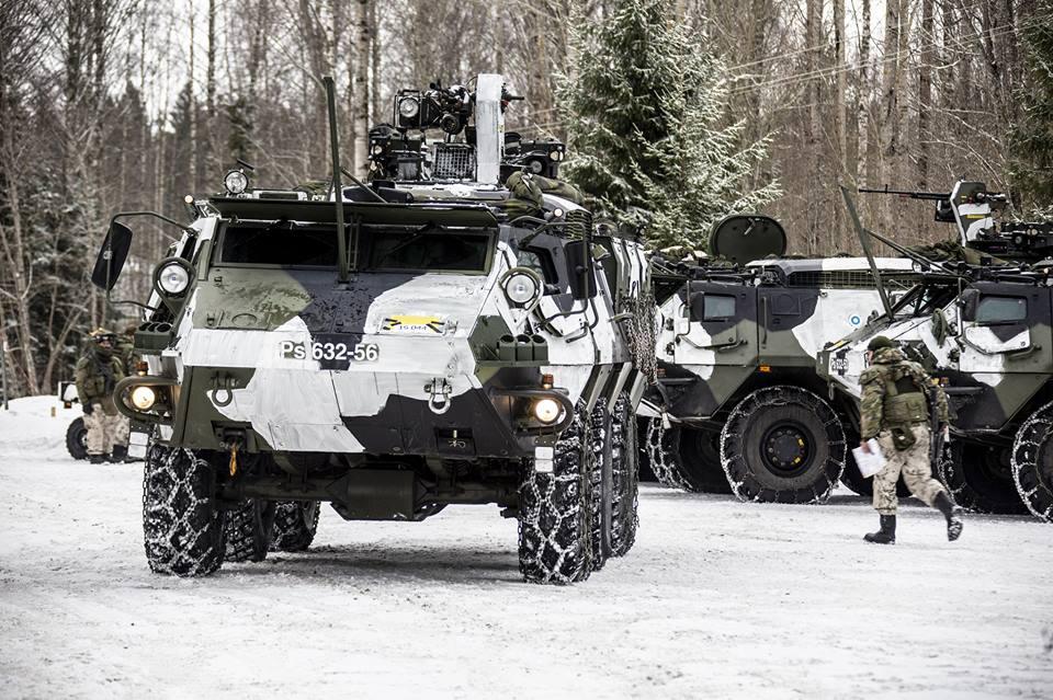 Armée Finlandaise / Finnish Defence Forces / puolustusvoimat - Page 10 _536