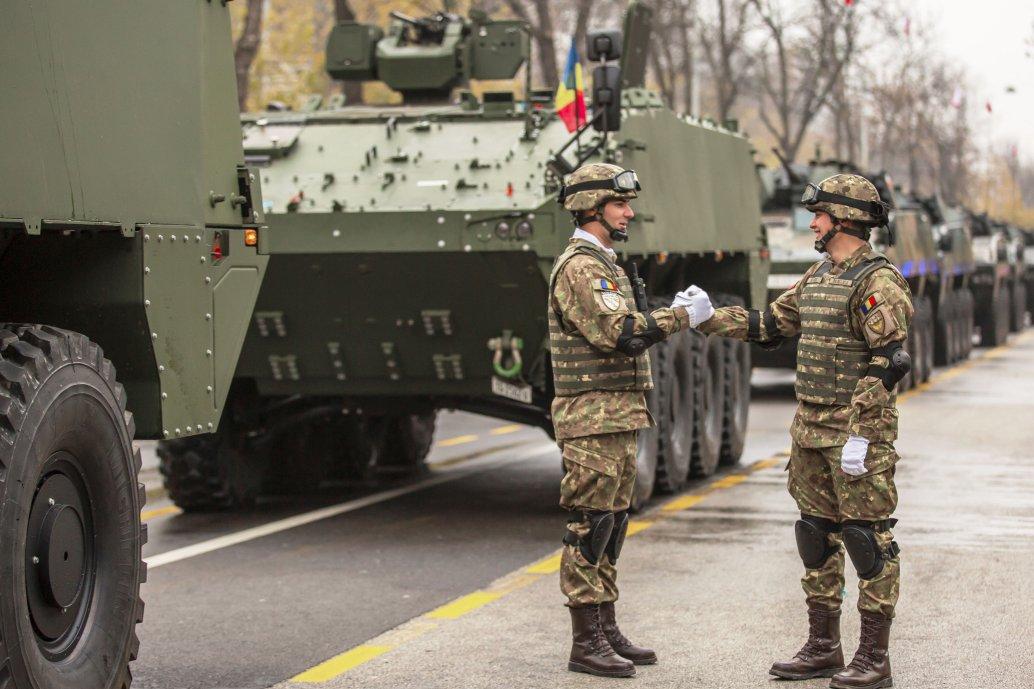 Armée Roumaine/Romanian Armed Forces/Forţele Armate Române - Page 12 _546