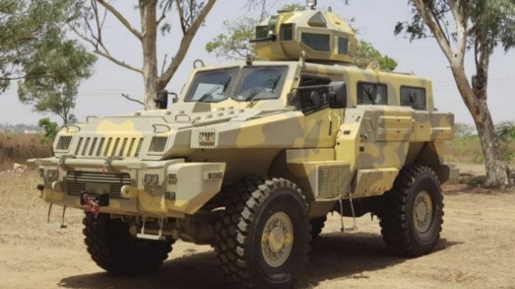 Armée Nigériane / Nigerian Armed Forces - Page 14 _548