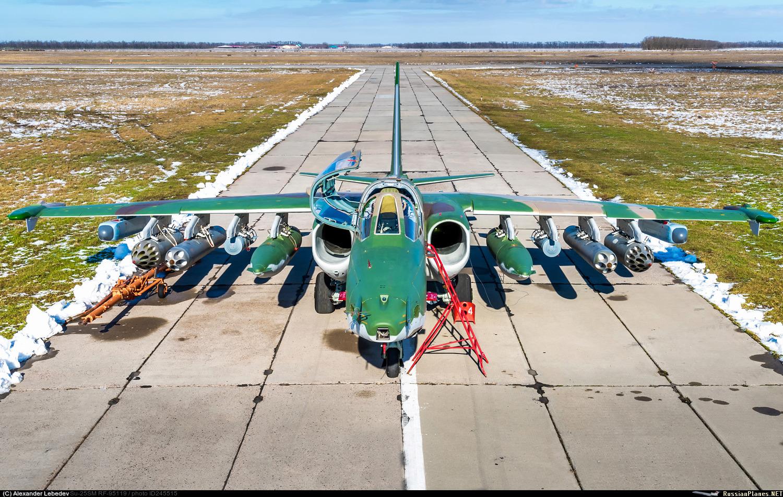 Su-25 (Frogfoot) _658
