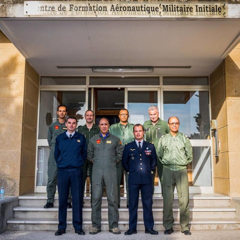Coopération militaire Maroco - Française  - Page 3 _777