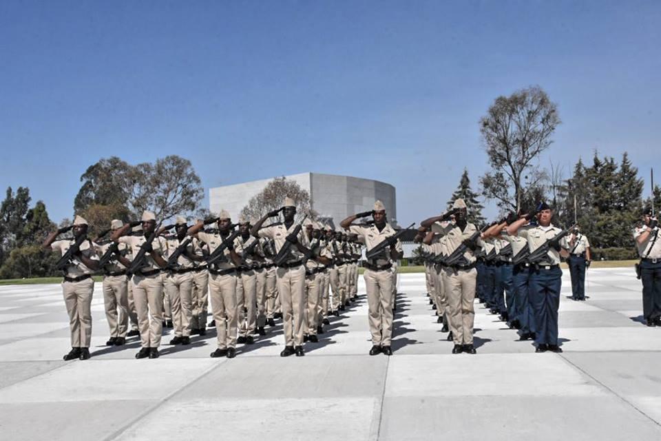 Forces armées d'Haïti (FADH) / Armed Forces of Haiti _7c36