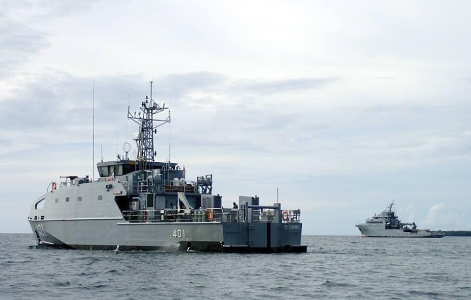 Force de défense de Papouasie Nouvelle-Guinée  / Papua New Guinea Defence Force (PNGDF) _7d40