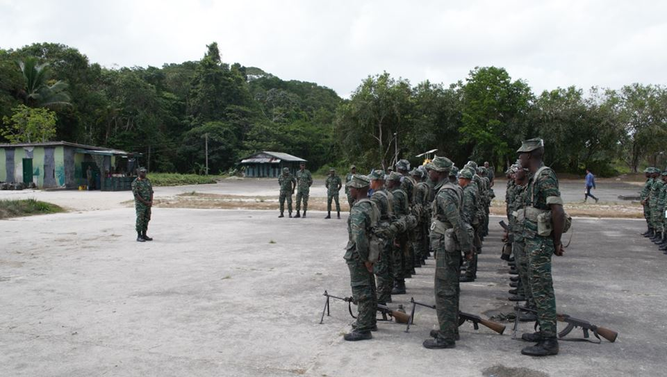 Guyana Defence Force (GDF) _878