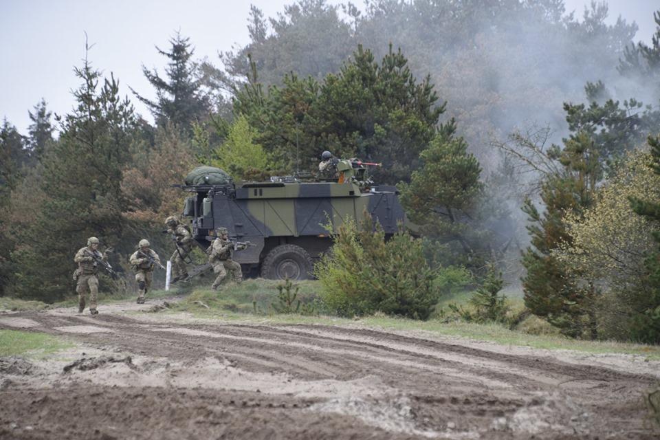 Armée danoise/Danish Defence(Forsvaret) - Page 12 _9100