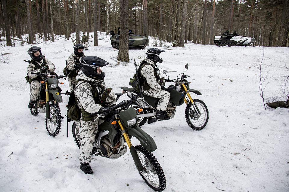 Armée Finlandaise / Finnish Defence Forces / puolustusvoimat - Page 10 _928