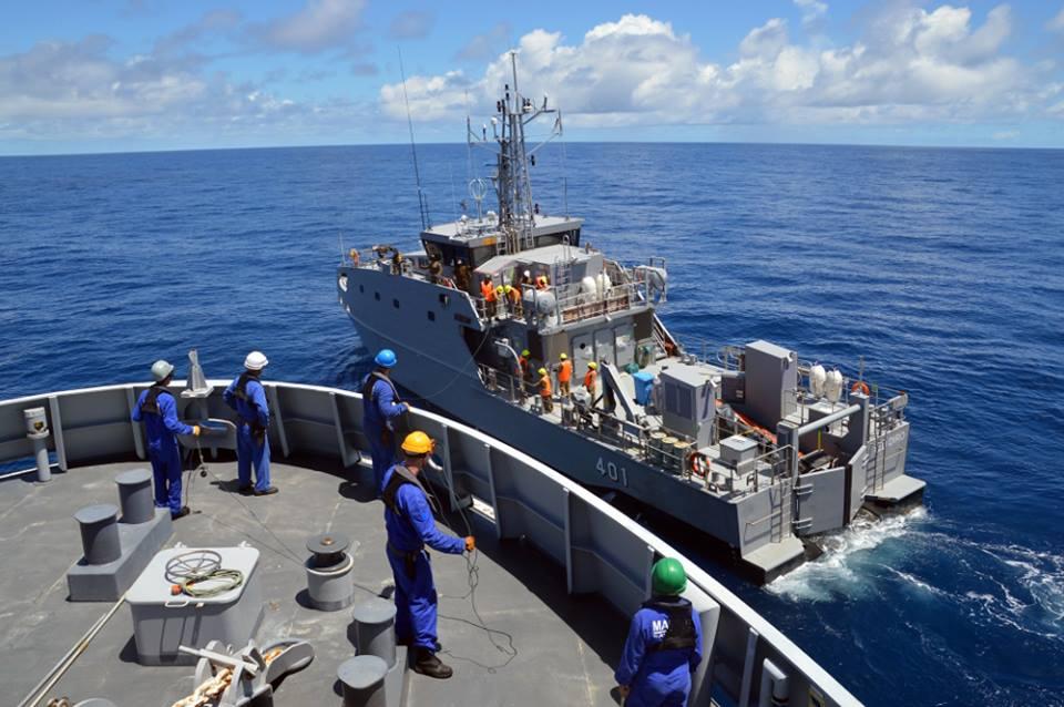 Force de défense de Papouasie Nouvelle-Guinée  / Papua New Guinea Defence Force (PNGDF) _965