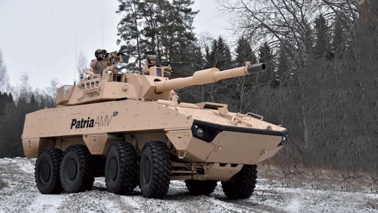 Armored Combat vehicules APC/IFV (blindés..) - Page 3 Amv_1210