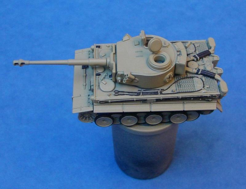 Tigre I - Tunisie 1943 [Plastic Soldier - 15mm] Dsc00719