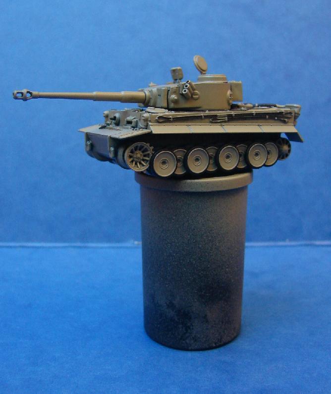 Tigre I - Tunisie 1943 [Plastic Soldier - 15mm] Dsc00720
