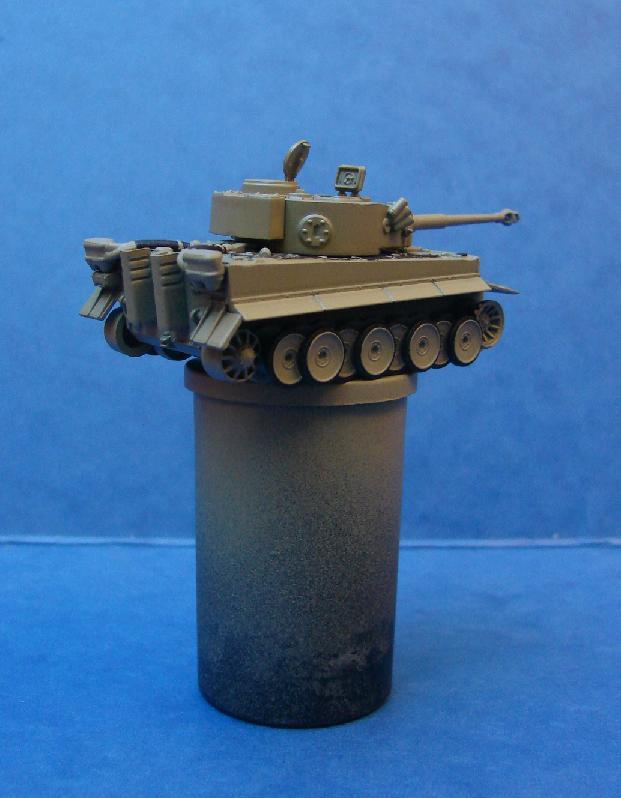 Tigre I - Tunisie 1943 [Plastic Soldier - 15mm] Dsc00721