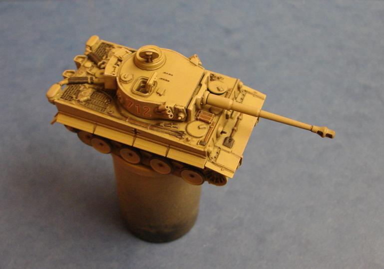 Tigre I - Tunisie 1943 [Plastic Soldier - 15mm] Dsc00722