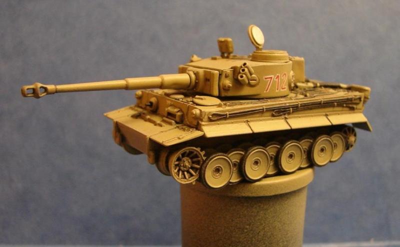 Tigre I - Tunisie 1943 [Plastic Soldier - 15mm] Dsc00723