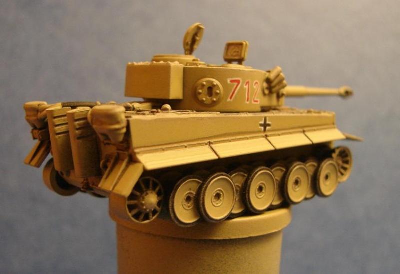 Tigre I - Tunisie 1943 [Plastic Soldier - 15mm] Dsc00724