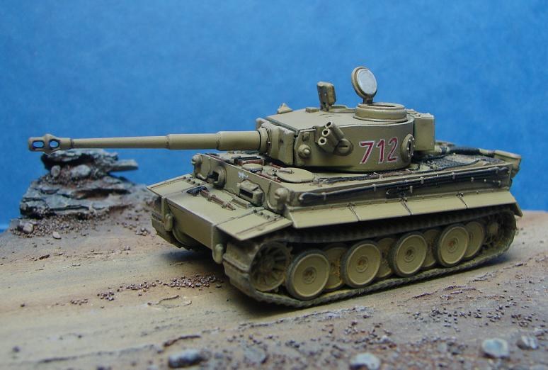 Tigre I - Tunisie 1943 [Plastic Soldier - 15mm] Dsc00810