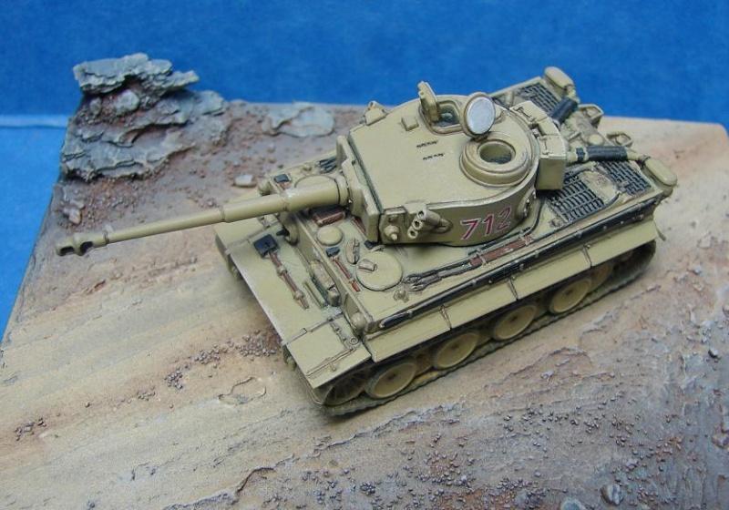 Tigre I - Tunisie 1943 [Plastic Soldier - 15mm] Dsc00812