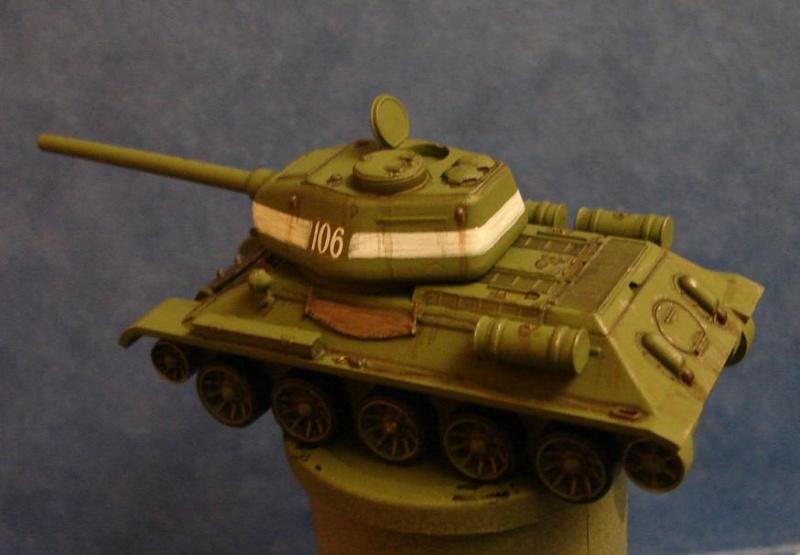 T34-85 [Plastic soldier - 15mm] Dsc00822