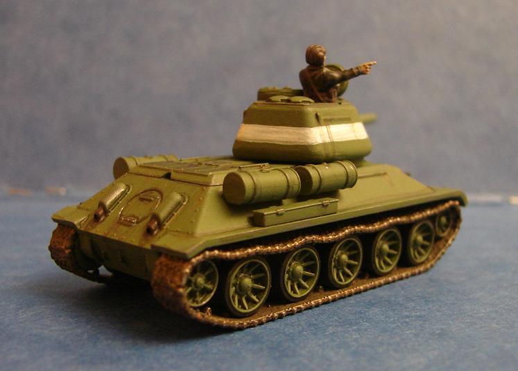 T34-85 [Plastic soldier - 15mm] Dsc00825