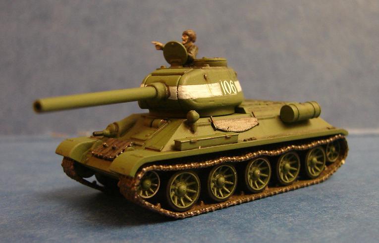 T34-85 [Plastic soldier - 15mm] Dsc00826