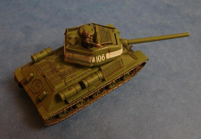 T34-85 [Plastic soldier - 15mm] Dsc00831