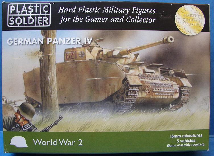 Panzer IV F1 [Plastic soldier - 15mm] Dsc00834