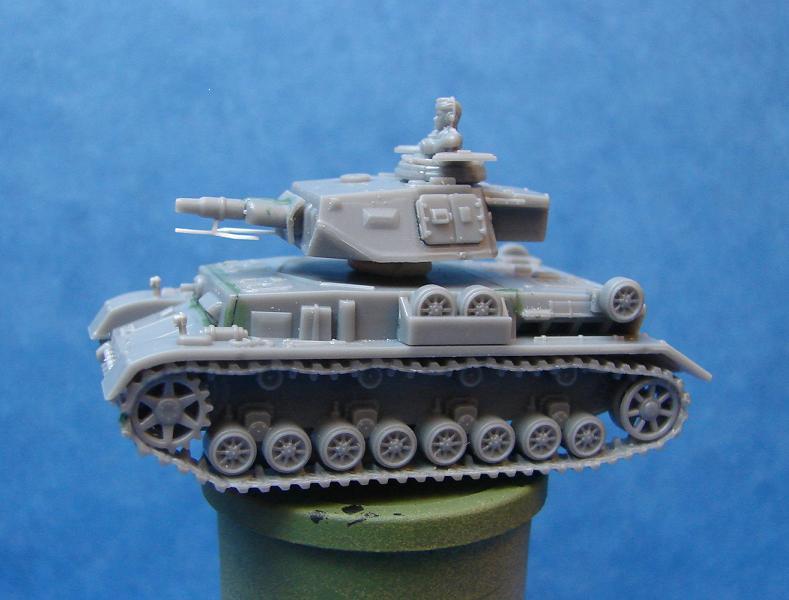 Panzer IV F1 [Plastic soldier - 15mm] Dsc00836