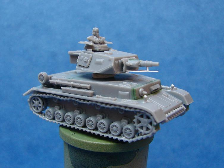 Panzer IV F1 [Plastic soldier - 15mm] Dsc00837