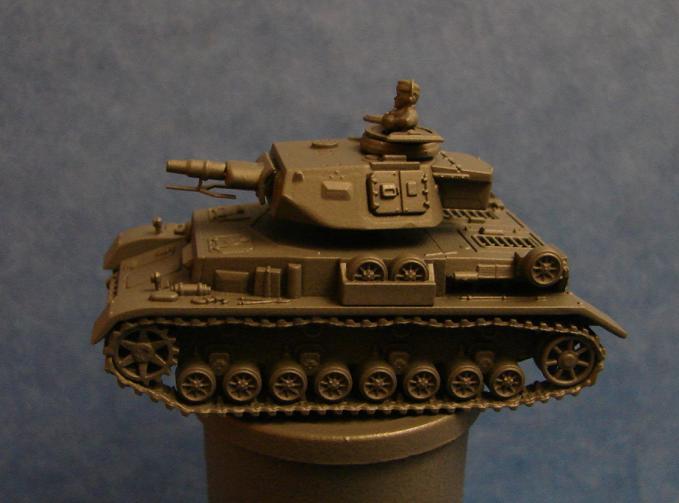 Panzer IV F1 [Plastic soldier - 15mm] Dsc00840