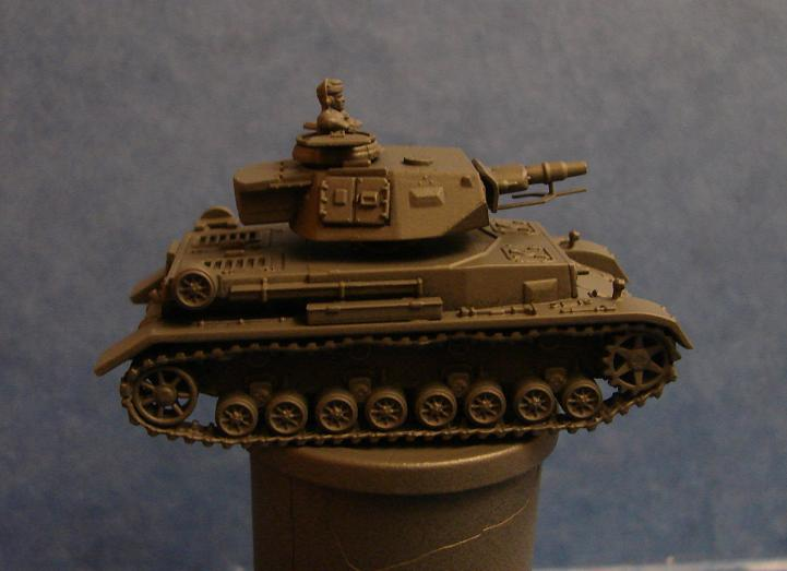 Panzer IV F1 [Plastic soldier - 15mm] Dsc00841