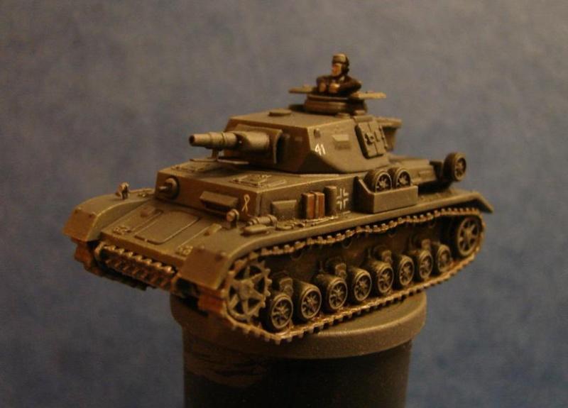Panzer IV F1 [Plastic soldier - 15mm] Dsc00842