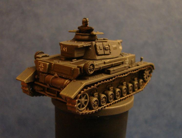 Panzer IV F1 [Plastic soldier - 15mm] Dsc00843