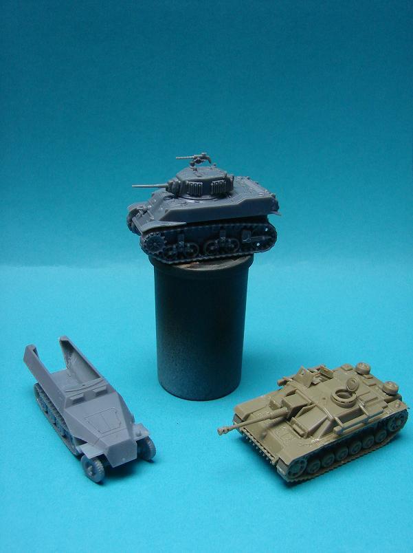 "Sherman M4A1 76mm ""opération cobra"" [Plastic Soldier 15mm] Dsc00858"
